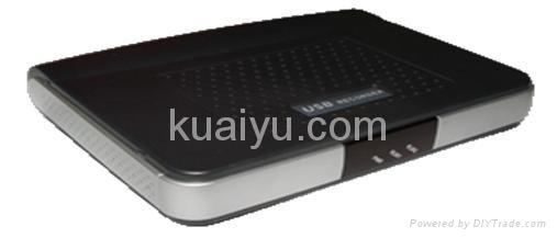 4/8 Channel USB Telephone Voice recording box 1