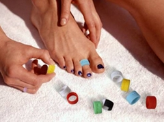 硅胶指环,硅胶戒指,硅胶脚趾套,特殊形手腕带,手环,手圈