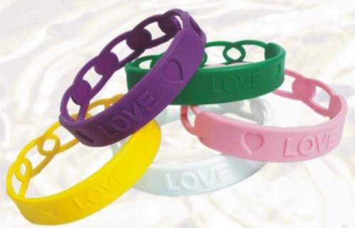 硅胶指环,硅胶戒指,硅胶脚趾套,特殊形手腕带,手环,手圈 4