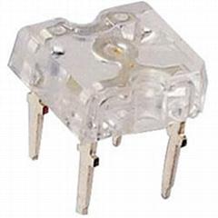 平頭食人魚紅光LED發光二極管
