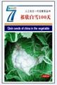 人工杂交花椰菜品种--祁欣白雪