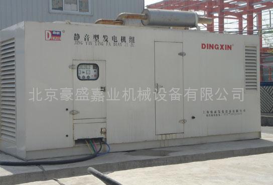 北京發電機租賃 2