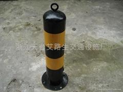 警示柱钢管