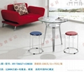 glass dining talbe