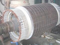 进口及国内各种电机维修