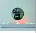 electro magnetic levitation and rotation globe 2