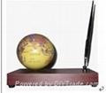 electro magnetic levitation and rotation globe 3