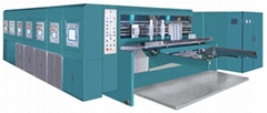 KYS Computerize Flexo Printing Slotting Die Cutting Machine