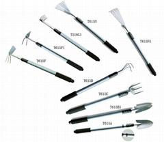 garden handle tool set