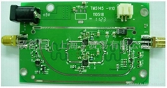 2.4GHz无线射频功率放大器模块