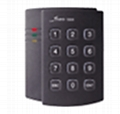 Water-resistant RFID Reader with 3*4