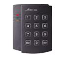 Water-resistant RFID Reader with 3*4 Keypad