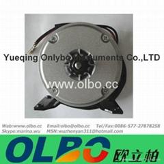 MY1016 24V Permanent Magnet brush electric bike DC Motor