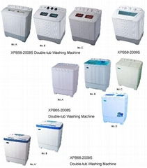 5.8kg-6.8kg twin Tub Washing Machine