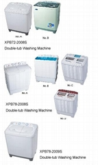 Twin Tub Washing Machine (7.2~7.8KG)