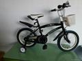 12inch brightly children bike 1