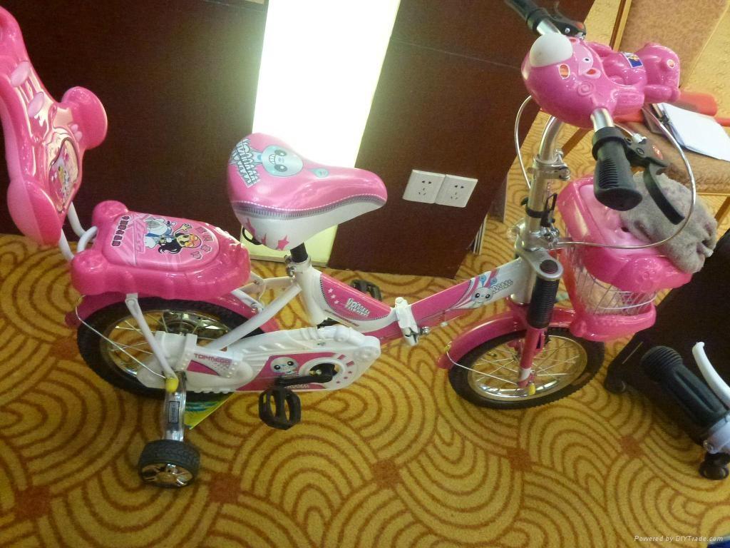 12inch brightly children bike 4