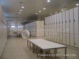 HPL locker system 2