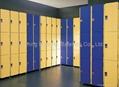 HPL locker system 3