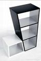 HPL storage shelf