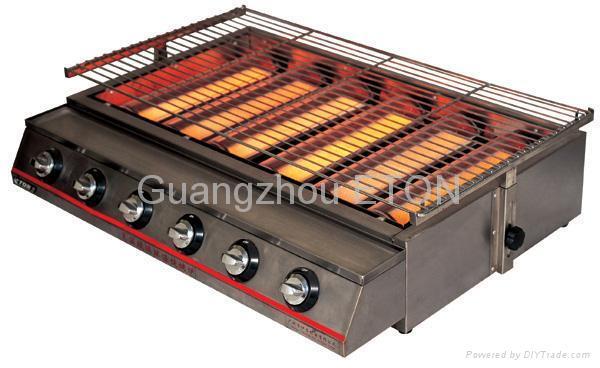 大六头燃气环保烧烤炉 et k33 伊东 中国 生产商 其它汽车高清图片