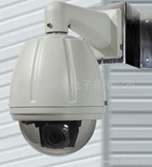 Sony 27x Zoom weatherproof IR PTZ Dome D/N Camera