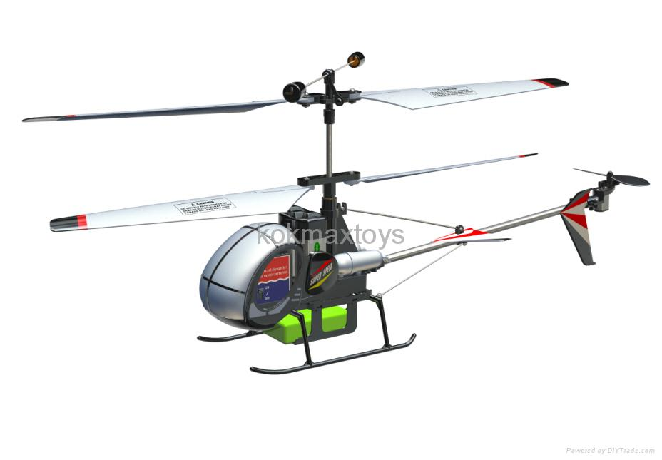 How to Fly an Electric Remote Control Helicopter