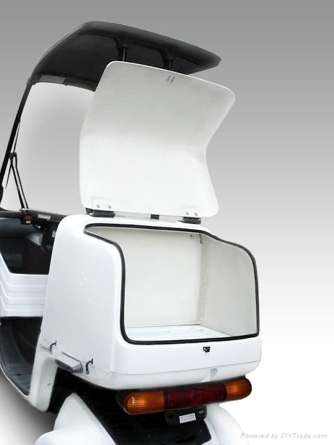 Scooter Rear Delivery Box Bt 06 Jy China Manufacturer
