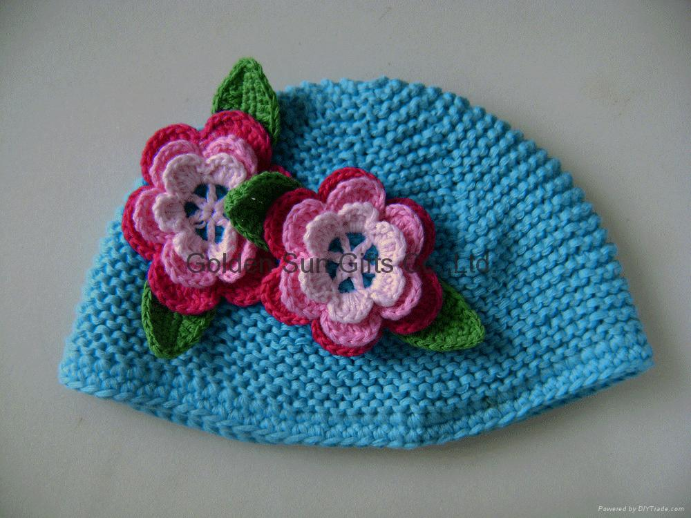 Bald Baby, Infant & Hair Bows,Kufi Crochet beanie hats/caps