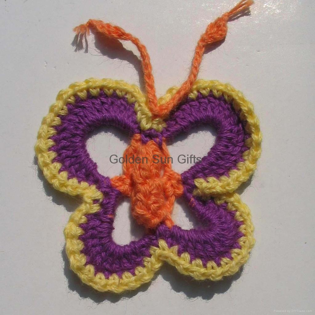 Flower Patterns to Knit  Crochet