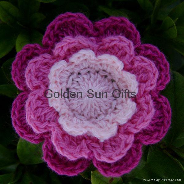 Crochet Flower Girl Basket Pattern : Free crochet pattern for flower girl basket and