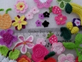 Crochet Flower  (Hot Product - 1*)