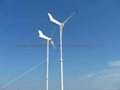 wind turbine / wind power generator