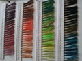 100% polyester embroidery thread  4