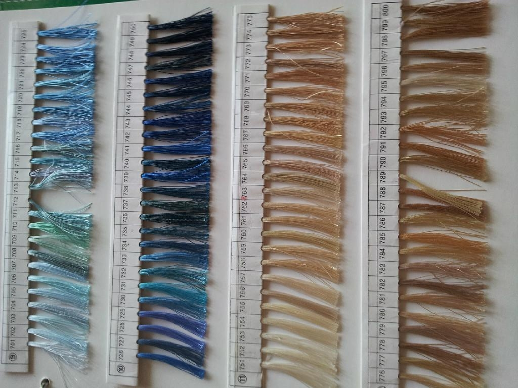 100% polyester embroidery thread  5