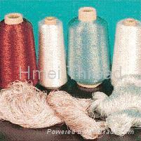 Dyed folded viscose rayon filament yarn(strand) 3