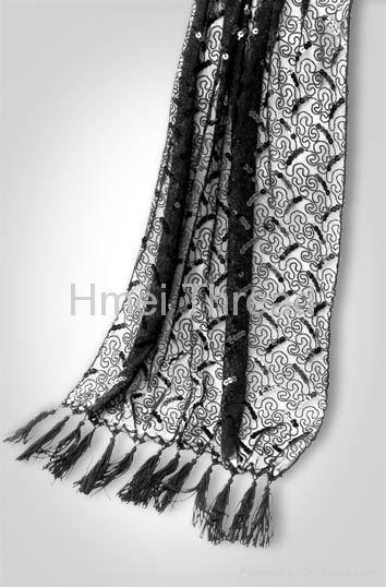 Dyed folded viscose rayon filament yarn(strand) 4