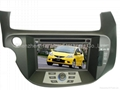 9961 car dvd for Honda-Fit(digital