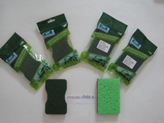 car sponge,wash sponge,scouring pad,sponge brush,cellulose sponge