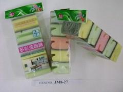 scouring pad,sponge scouring pad,bath sponge,cellulose sponge