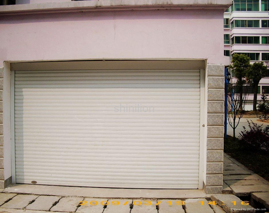 Automatic garage door , Roller shutter doors manufacturer - SLLP ...