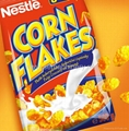 nestle Corn flakes machine