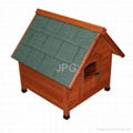 wooden dog house 3