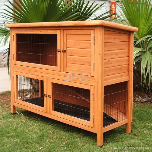 wooden rabbit&cat house - bcd (China Manufacturer) - Pet Supplies ...