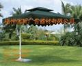 福州保安崗亭傘庭院傘