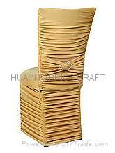 stretch spandex chair cover