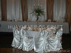 self tie chair cover