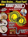 Turbo Snake /Sink snake/China as seen on TV