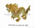 Dragon jewelry box KEAA2376