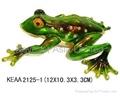 Frog jewelry box KEAA2125-1